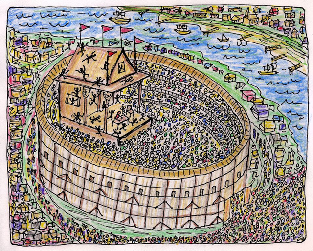 essay shakespeare theater Elizabethan theaters were generally built after the design of the original theatre shakespeare's plays were published in various forms and with a wide range of accuracy during his time.